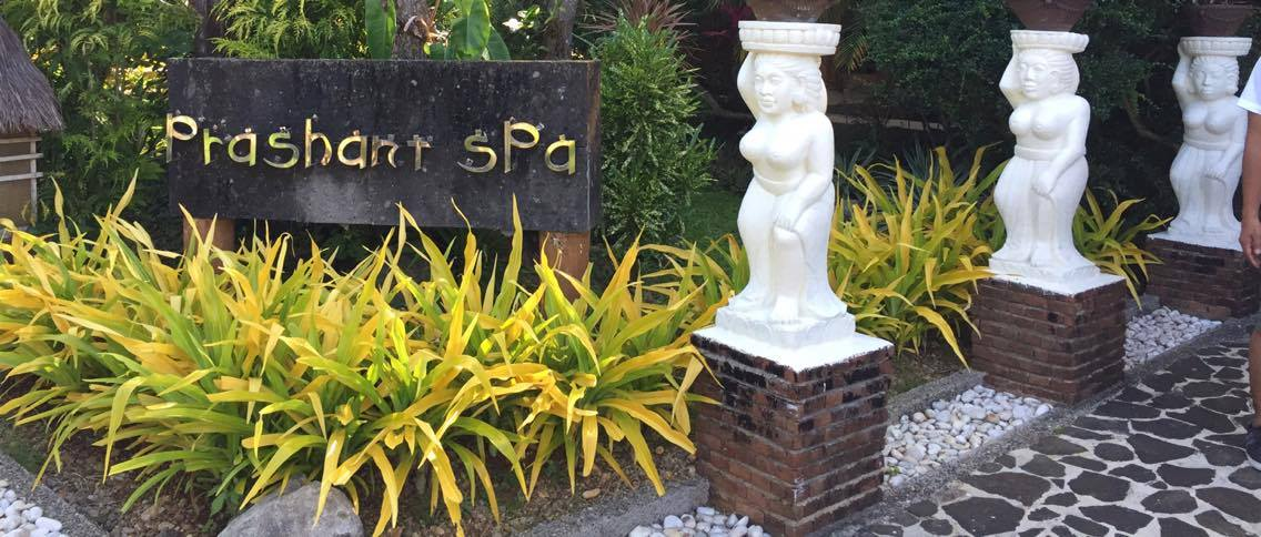 prashant spa at Tirta Spa Boracay