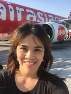 Back to manila airasia jas