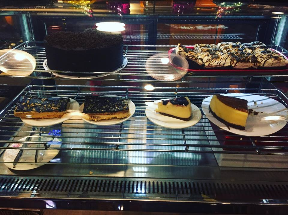 pastries at Cafe Esse Antipolo