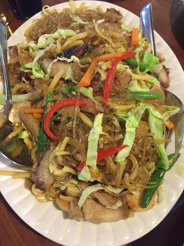 sotanjon guisado at Par Rest & Dine Restaurant