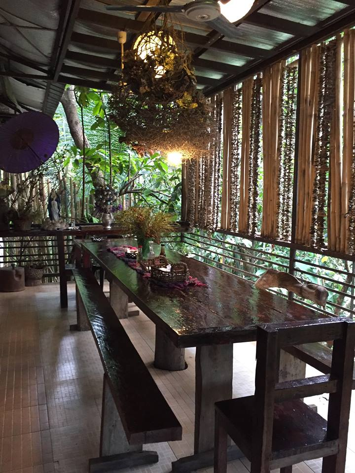 veranda at Park Rest & Dine Restaurant