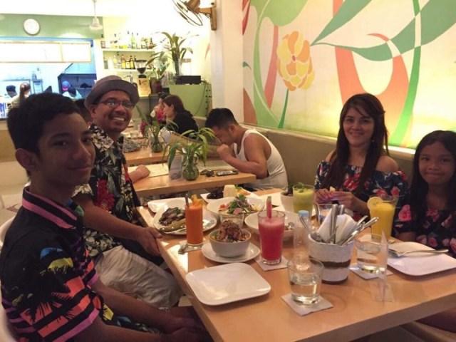 My last collab with Lemon Cafe Boracay