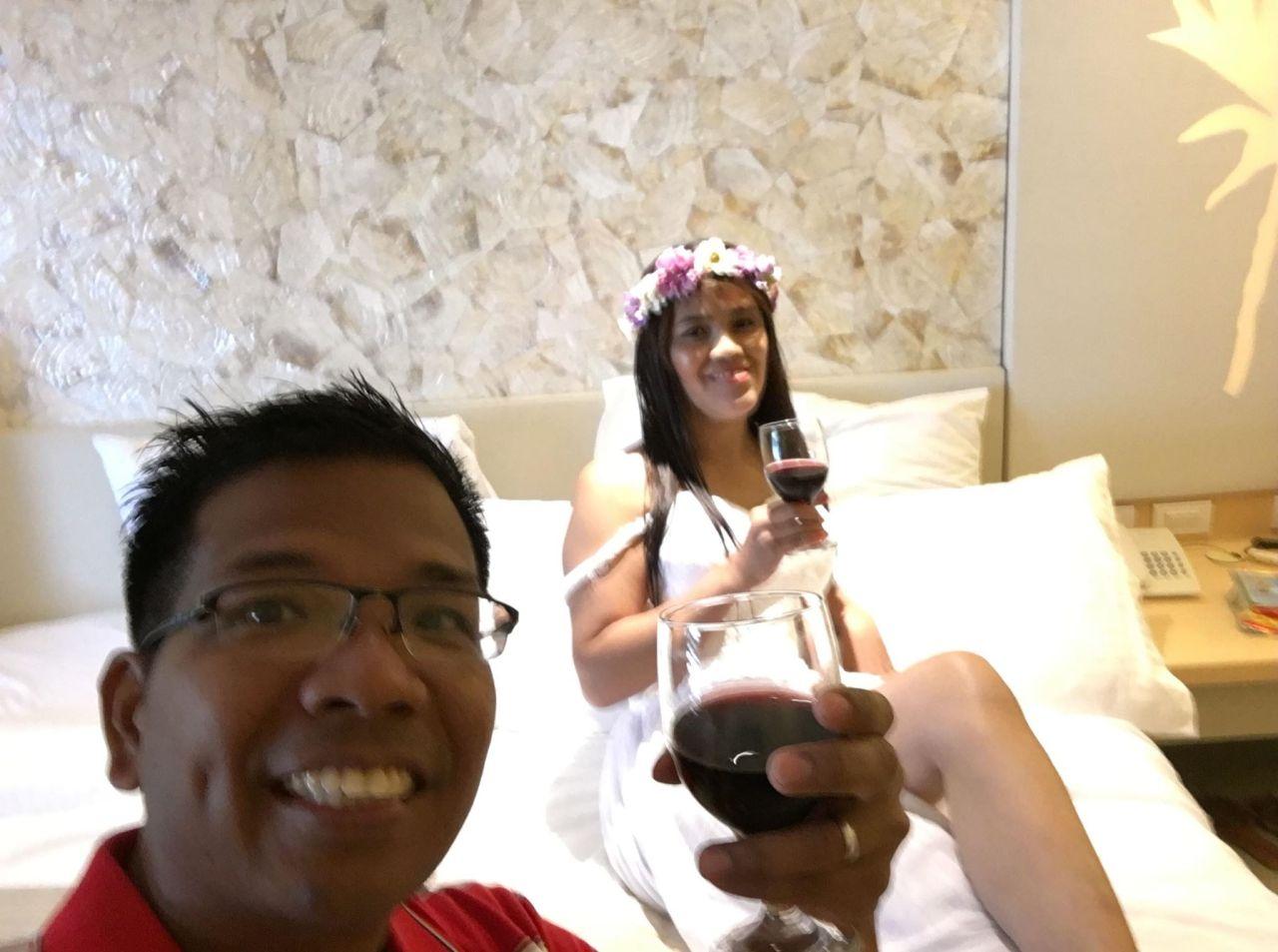 wedding photoshoot at Estacio Uno Boracay