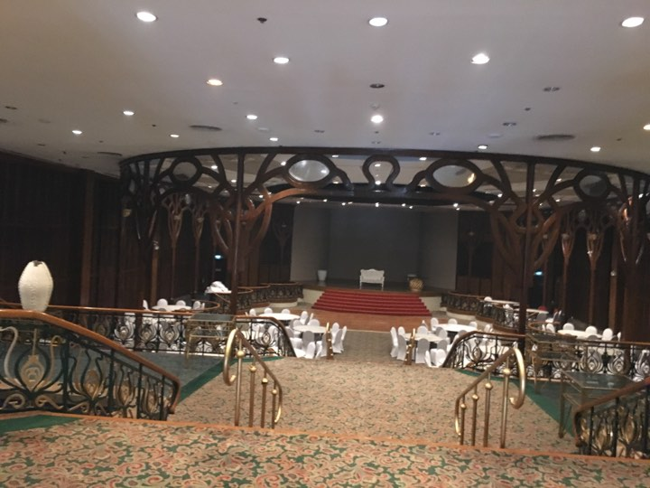 events place at the Manila Hotel