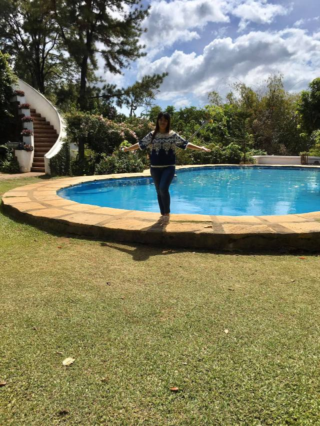 relaxing beauty of nature at the Pinto Art Museum, one of the tourist spots in Antipolo City