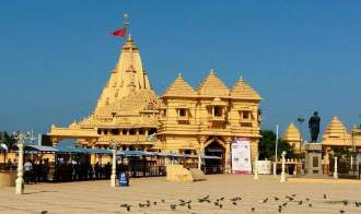 Somnath Temple (New)