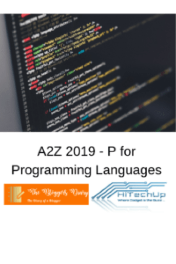 a2z-of-programming-languages
