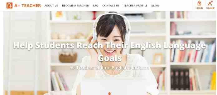 A+ teacher online tutoring jobs