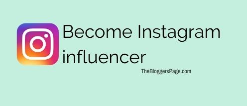 become a instagram influencer ways to make money from home
