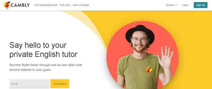 cambly online english tutoring jobs