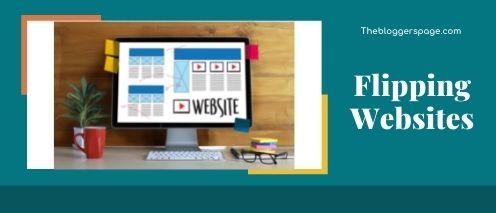 flipping website earn money from home