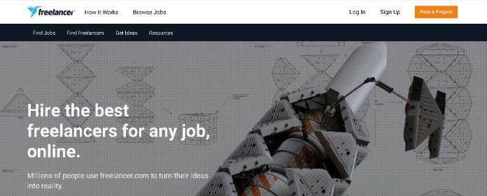 freelancer online data entry jobs free registration