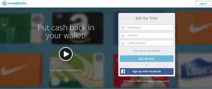 search with swagbucks ways to make money from home