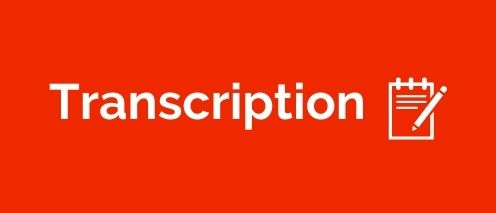 transcription online typing jobs from home