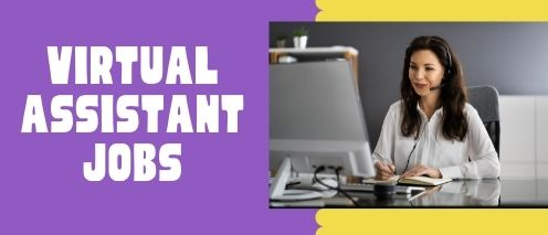 virtual assistant online earn money by typing