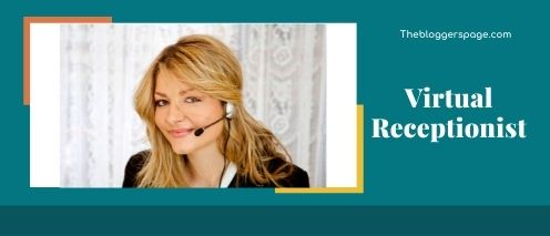 virtual receptionist home based jobs without investment
