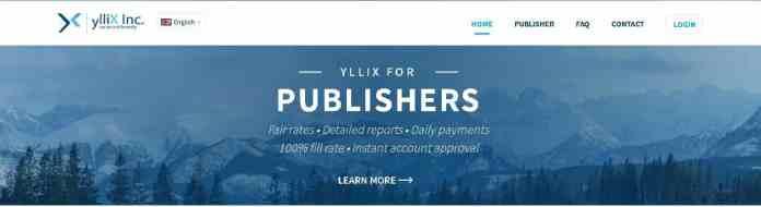 yllix Best google Adsense Alternatives
