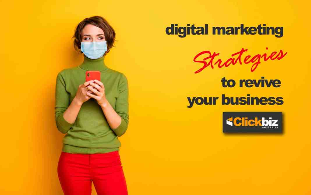 Post-pandemic Digital Marketing Strategies
