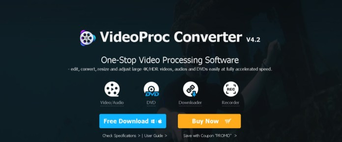 videoproc youtube to mp3 converter
