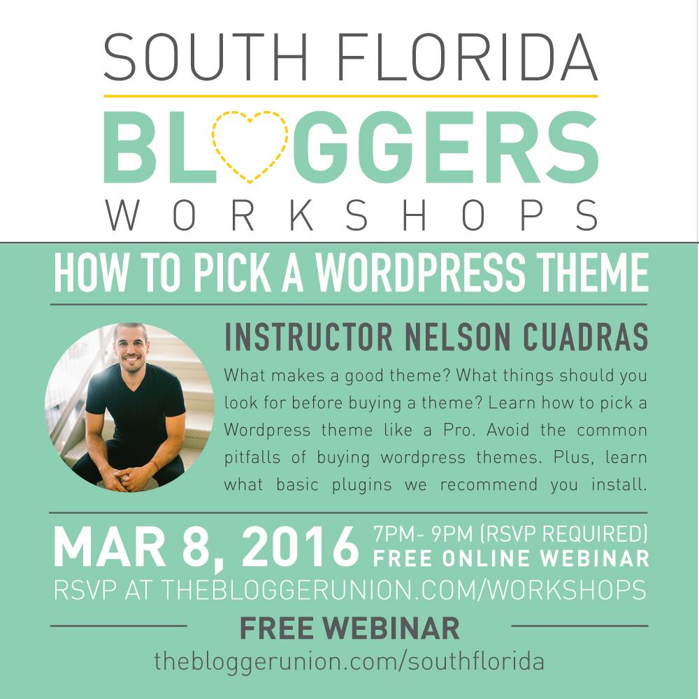 How-To-Pick-A-Wordpress-Theme-Workshop