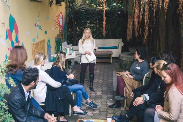 Rome Bloggers - Meetup - Nov 20