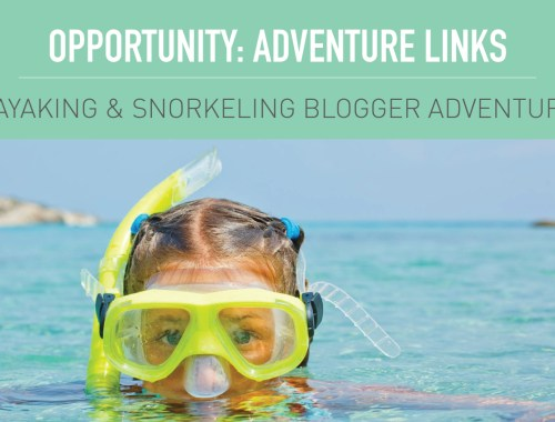 South Florida Bloggers Kayaking and Snorkeling Adventure