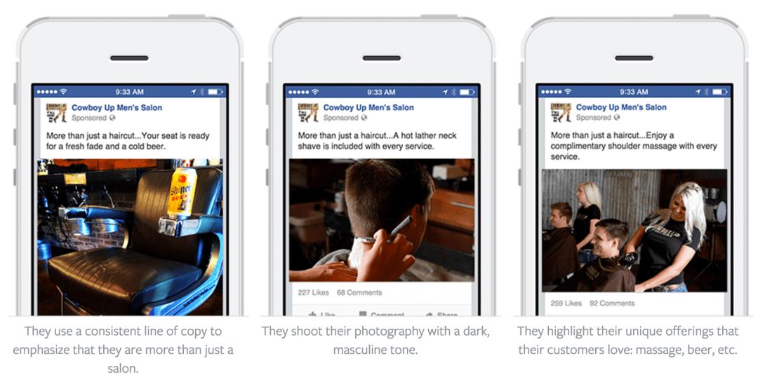Facebook Ads Inspiration