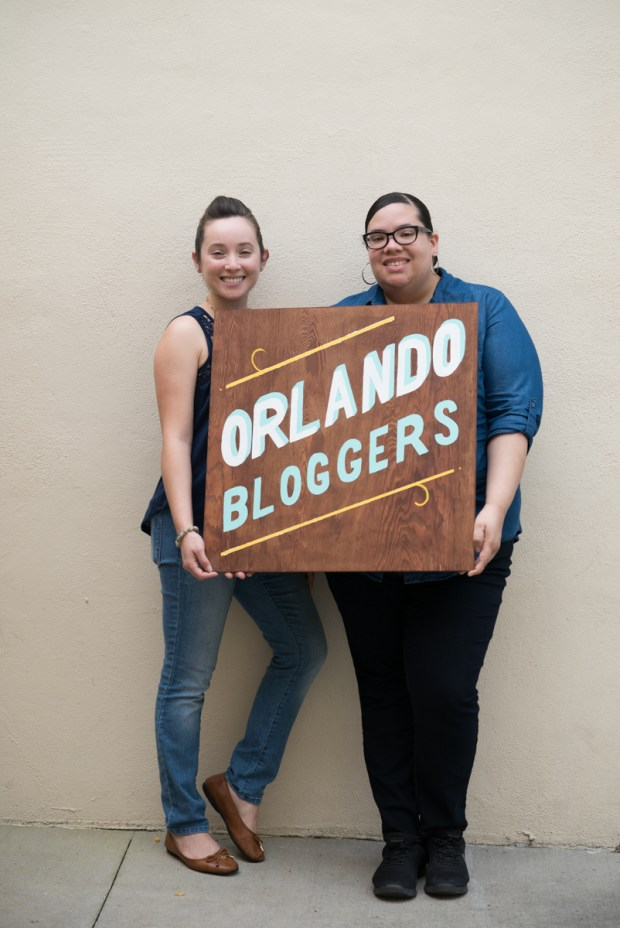 orlando chapter officers from the blogger union
