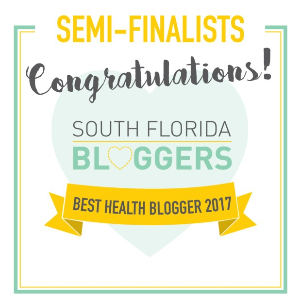 South Florida Bloggers Awards 2017 Semi-finalists
