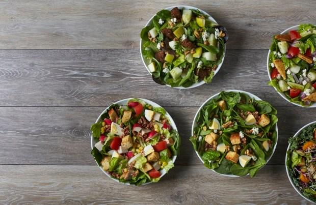Giardino's Gourmet Salads hosts Broward, Palm Beach Bloggers
