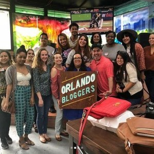Orlando Bloggers May 2018 Meetup Pic