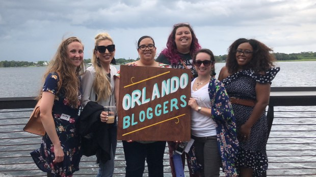 Orlando Bloggers July Speaker Panel