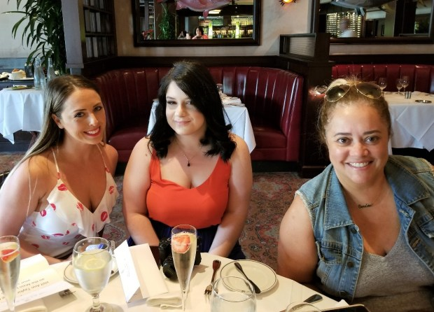 Fashion and beauty influencer blogger meetup