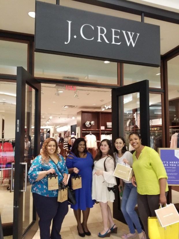 Galleria Mall sponsors Ft Lauderdale Bloggers