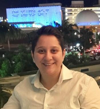 Melissa Michaane of Pier Sixty -Six Speaks at Ft Lauderdale Bloggers Meetup