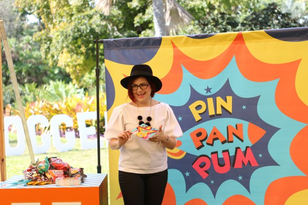 Top Miami Bloggers 2018 - South Florida Blogger Awards - Best Parenting Blogger Sponsor Pin Pan Pum