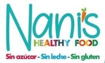Nani's Healthy Food Logo