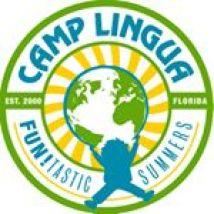 Camp Lingua Logo