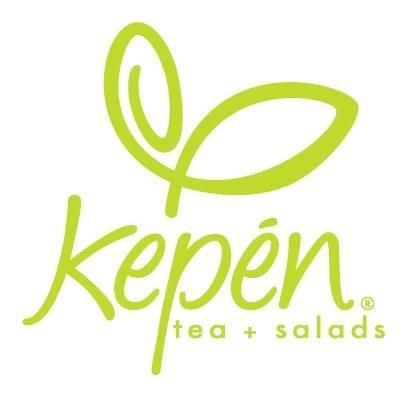 Kepen Tea + Salads Logo