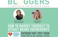 May Meetup: How to Market Yourself to Attract Brand Partnerships by South Florida Mom Blogger