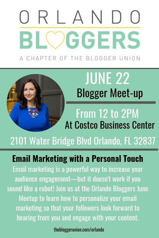 Orlando June Meet-up