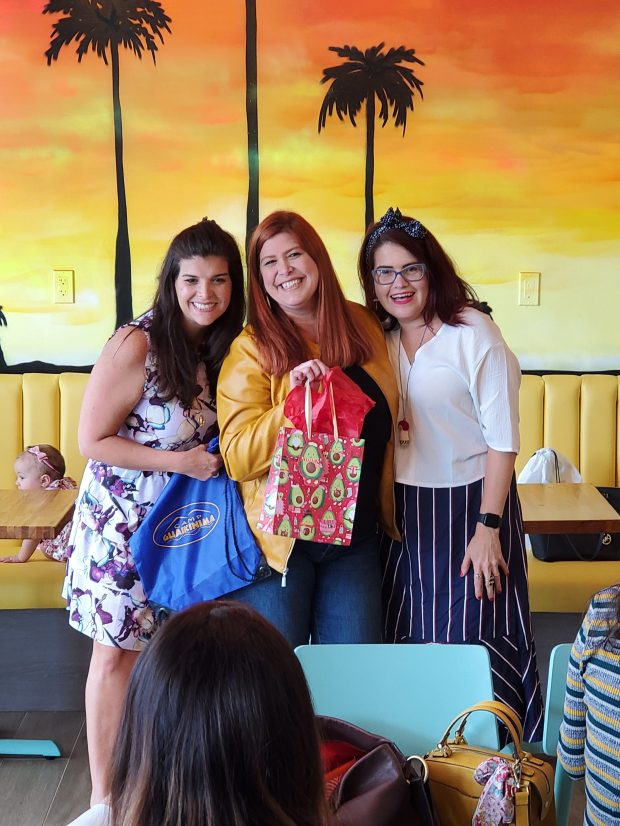 South Florida Mom Bloggers Giveaway Winner