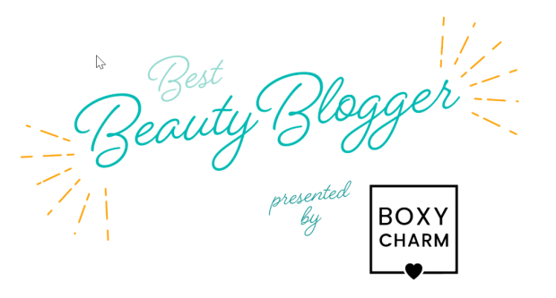 BoxyCharm Sponsors Beauty Blogger Award at the 2019 South Florida Blogger Awards.