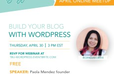 Build Your Blog With Wordpress