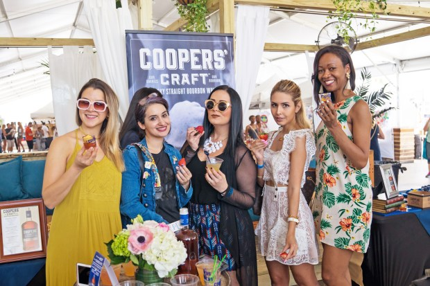 Coopers Craft Summer Sippers Influencer Campaign