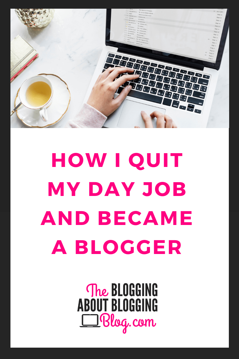 The story of how I left my teaching career and became a blogger and entrepreneur | by Ashley Mann of TheBloggingAboutBloggingBlog.com #startablog #bloggingforbeginners #bloggingtips #blogging