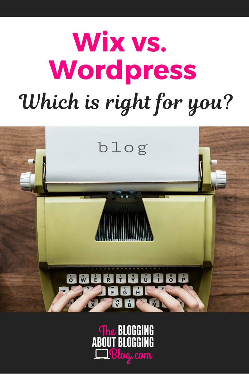 The pros and cons of blogging with WordPress.