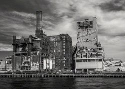 Domino Sugar – Infrared, Brooklyn, New York ©2014 Robert Marsala