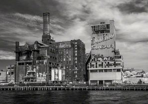Domino Sugar – Infrared, Brooklyn, New York ©2014 Robert Marsala