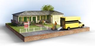 Salt River Project Home Illustration